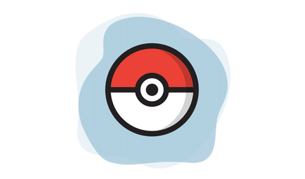 Pokemon Go logosu.