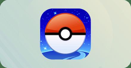 Pokemon Goロゴ。